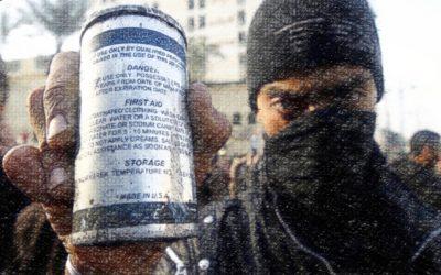 Howstuffworks –  How Tear Gas Works