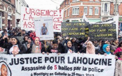 Retour sur la manifestation pour Lahoucine Aït Omghar, le 14 mai 2014