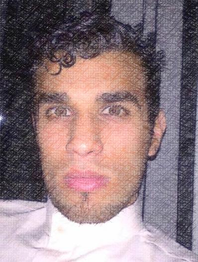 Hocine Bouras, tué par les gendarmes sur la route de Colmar le 26 août 2014