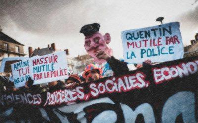 A Nantes, les blessés se fédèrent et l'Etat frappe – 24 février 2015