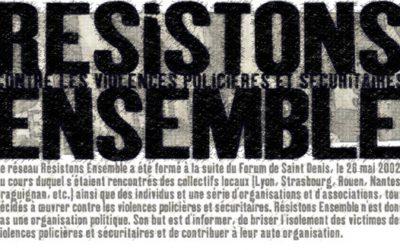 Résistons Ensemble – Ile de France
