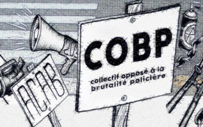 Collectif Opposé à la brutalité policière – Montréal