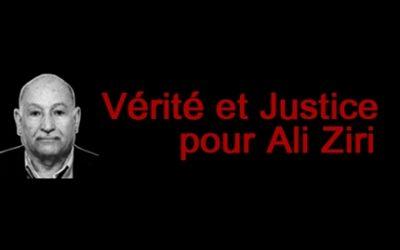 Collectif Ali Ziri – Argenteuil