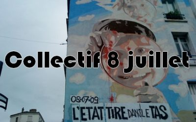 Huit Juillet – Montreuil