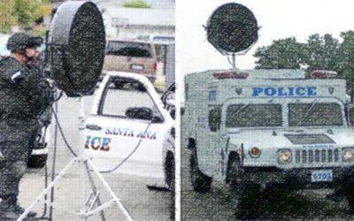 Rue 89 – Armement : police et armée aiment le son qui fait mal