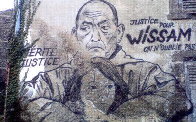 A Clermont Ferrand 5 ans après la mort de Wissam, la solidarité reste active.