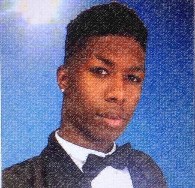 Curtis, mort dans un accident de quad en fuyant la police à Massy le 5 mai 2017