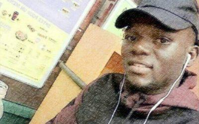 Massar D, tué par la police à Paris le 9 novembre 2017