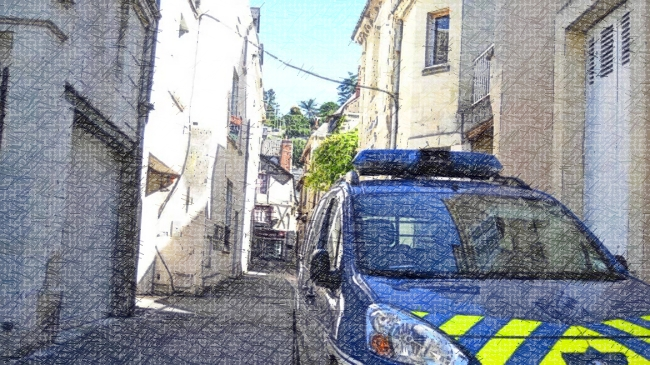 Thierry Bardin, abattu par les gendarmes à Chinon le 23 juin 2018