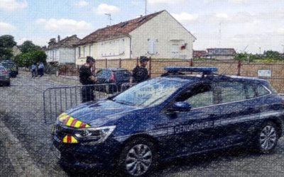 Une personne tuée au taser par les gendarmes à Vic-sur-Aisne le 9 juillet 2018