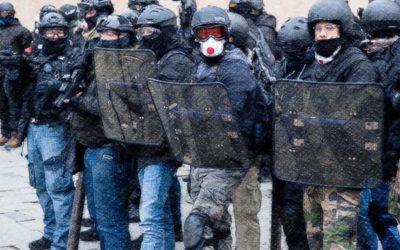 Maintien de l'ordre: ultra-violence institutionnelle, ce qu'ils n'avoueront pas