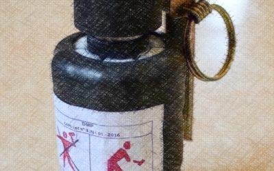 Témoignage – Histoire policière d'une grenade de désencerclement