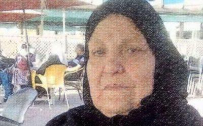 Zineb Redouane, tuée par la police à Marseille le 1er décembre 2018.