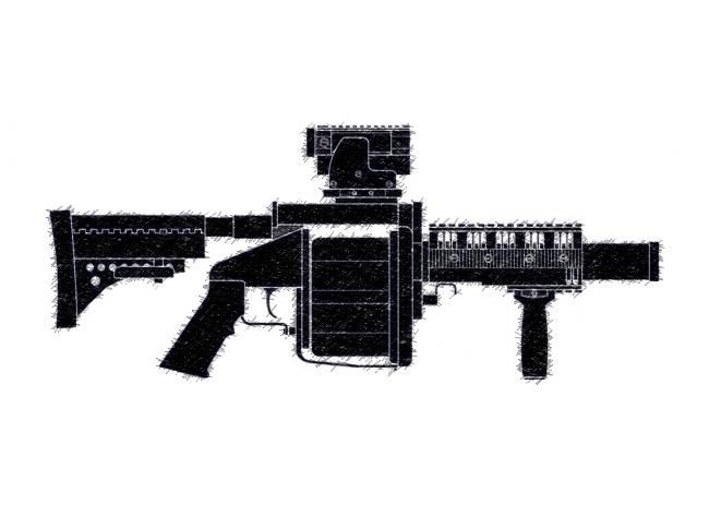 Deux entreprises françaises remportent le marché des armes qui éborgnent.
