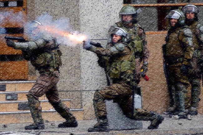 Répression sauvage au Chili : quand Piñera nous rappelle Pinochet…