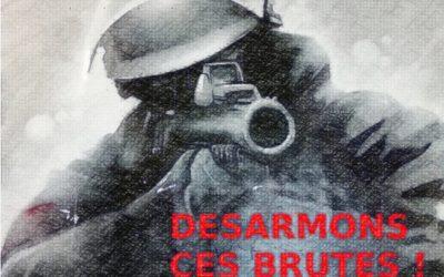 1999 – 2019 : En 20 ans, l'Etat français a rendu borgne 65 personnes, dont 29 en une année !