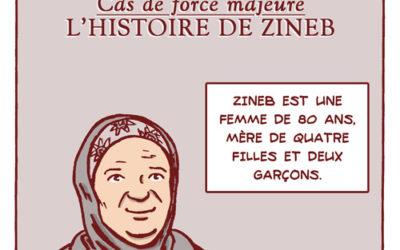 Cas de force majeure (par Remedium) – L'histoire de Zineb