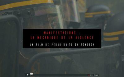"""""""Manifestations : Mécaniques de la violence"""" – Un film de Pedro Brito Da Fonseca"""