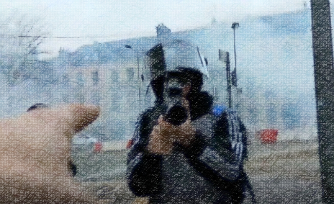 Reporterre – Violences policières : le rapport qui dit les faits