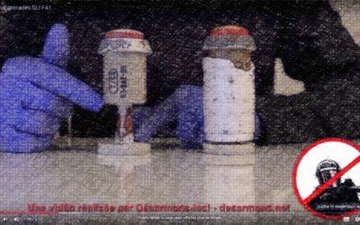 Stop aux grenades GLI F4 !