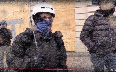 Le maintien de l'ordre : ultra-violence institutionnelle, ce qu'ils ne disent pas