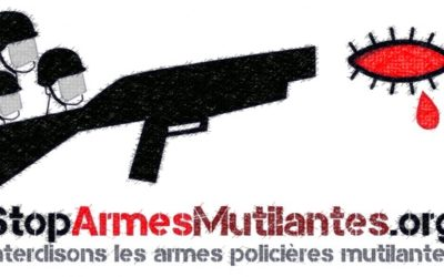 "Campagne ""Stop Armes Mutilantes"""