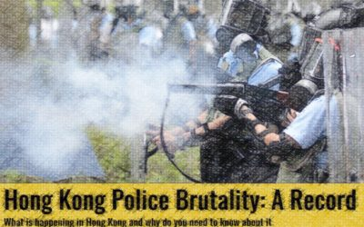 Hong Kong Police Brutality : a Record