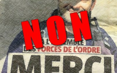 MISE AU POINT – Le Pouvoir, la presse et le syndrome de Stockholm : Non, les policiers ne sont pas nos héros !