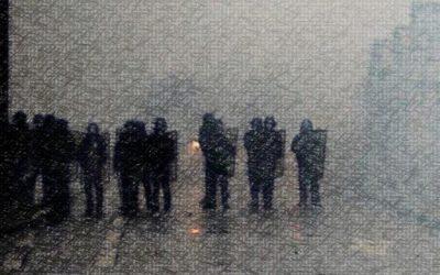 """Comité de liaison contre les violences policières """"Surveillons-les !"""" (Lyon)"""