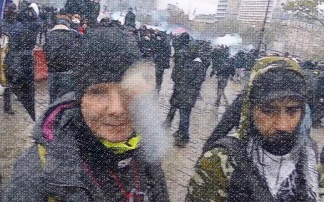Le Monde – Tir à la tête contre Manuel, gilet jaune, à Paris le 16 novembre 2019