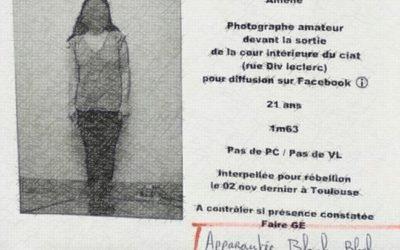 """Harcèlement et acharnement judiciaire contre Amélie """"Marie Acab-Land"""" : quand la police se fait justice"""