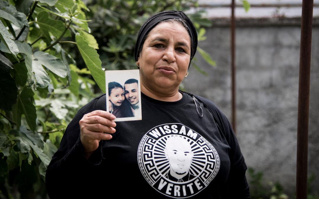 Street Press – « Quand on disait que la police a assassiné Wissam, on nous riait au nez »
